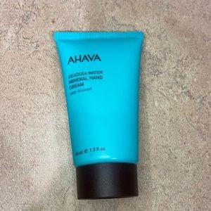 Ahava Dead Sea water mineral hand cream 1.3 0z
